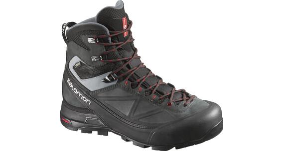 Salomon X Alp MTN GTX - Chaussures Homme - gris/noir
